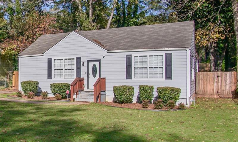 Image for property 2738 McAfee Road, Decatur, GA 30032