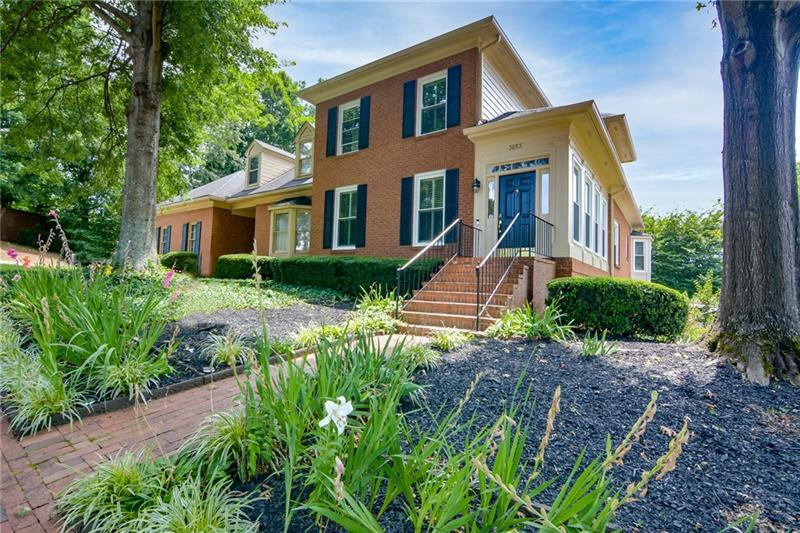 Image for property 3653 Forest Hills Way, Peachtree Corners, GA 30092