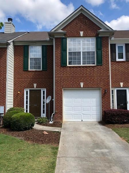 Image for property 2616 Parkway Trail, Lithonia, GA 30058
