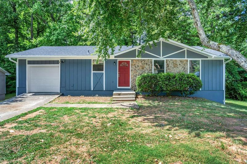 Image for property 2246 Cherokee Valley Drive, Lithonia, GA 30058
