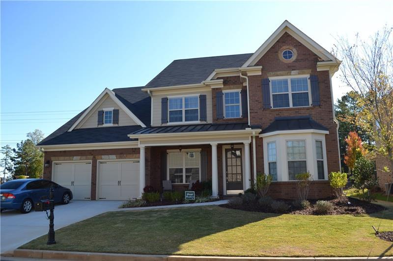 Image for property 3573 Old Maple Drive, Johns Creek, GA 30022
