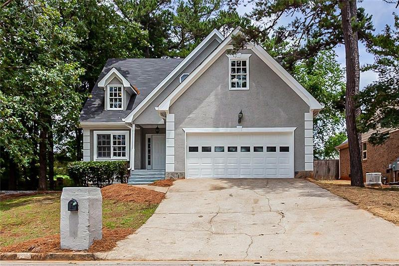 Image for property 5568 Southern Pines Court, Stone Mountain, GA 30087