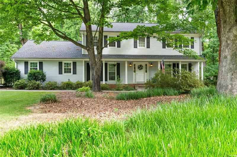 Image for property 2441 Old Sewell Road, Marietta, GA 30068