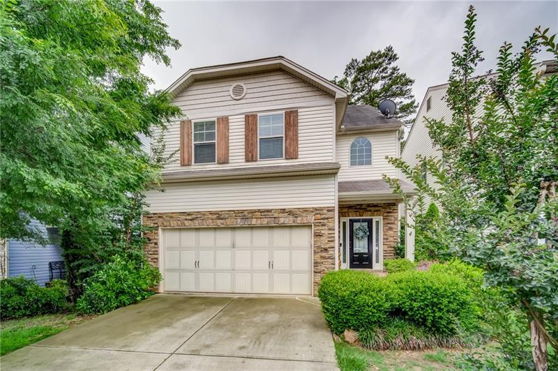 Image for property 204 Bethany Manor Court, Ball Ground, GA 30107