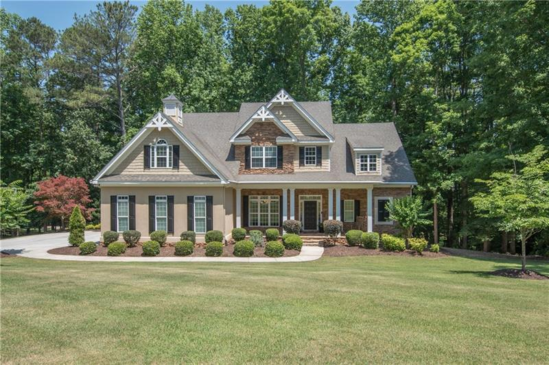 Image for property 295 Turnberry Circle Circle, Fayetteville, GA 30215