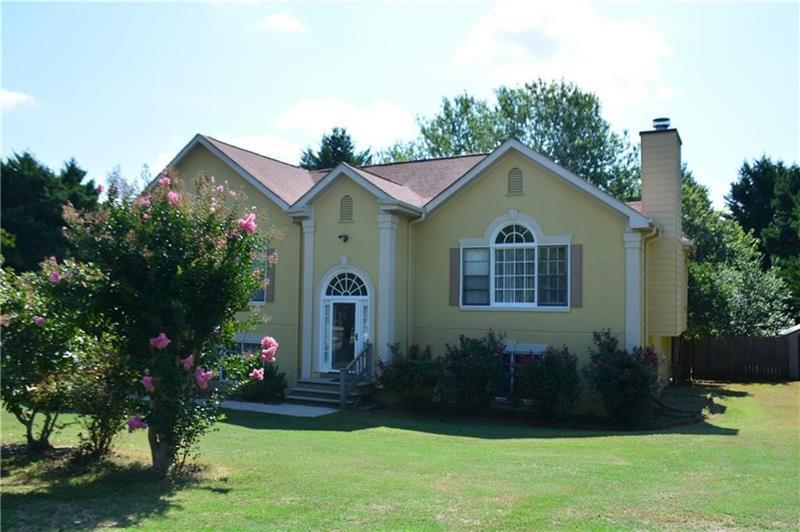 Image for property 6129 JAMESTOWN Drive, Flowery Branch, GA 30542
