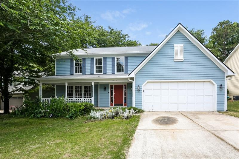 Image for property 4029 Admirals Court, Duluth, GA 30096