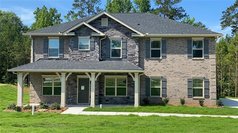 Image for property 1815 Westminster Circle, Griffin, GA 30223