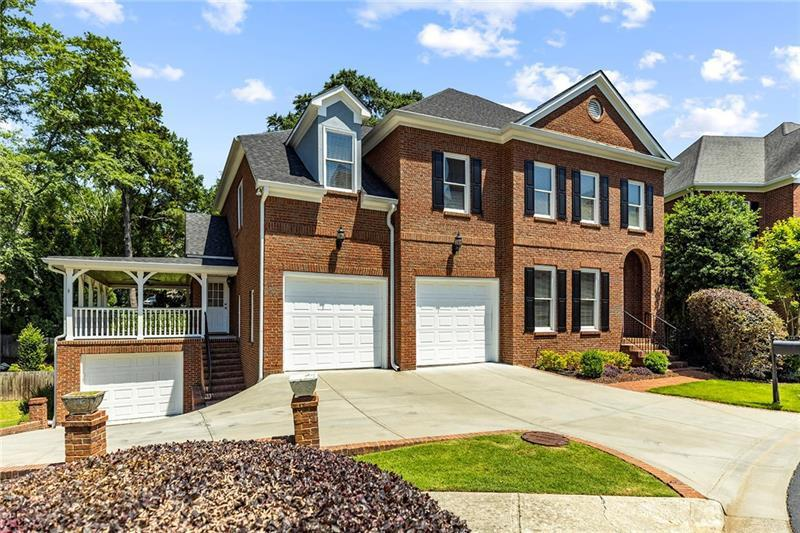 Image for property 2284 Valley Brook Way, Brookhaven, GA 30319
