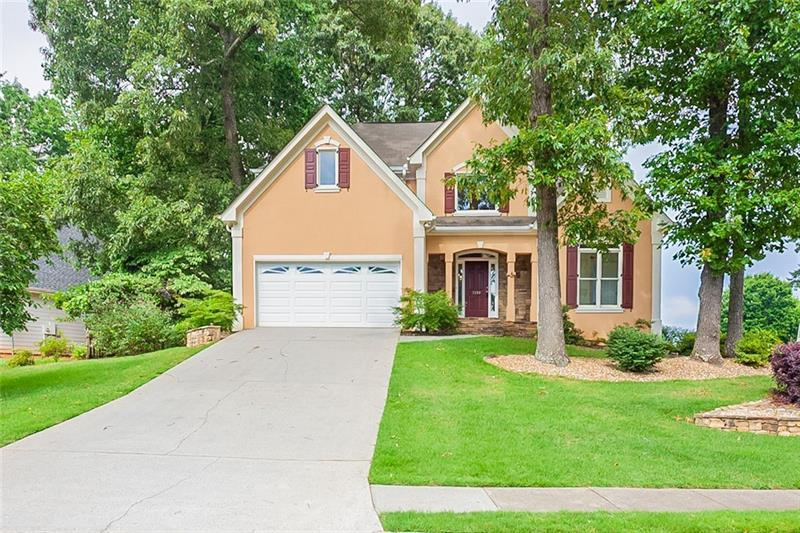 Image for property 1100 White Birch Way, Lawrenceville, GA 30043