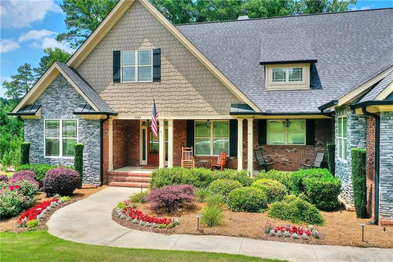 Image for property 1582 Holly Ridge Drive, Loganville, GA 30052