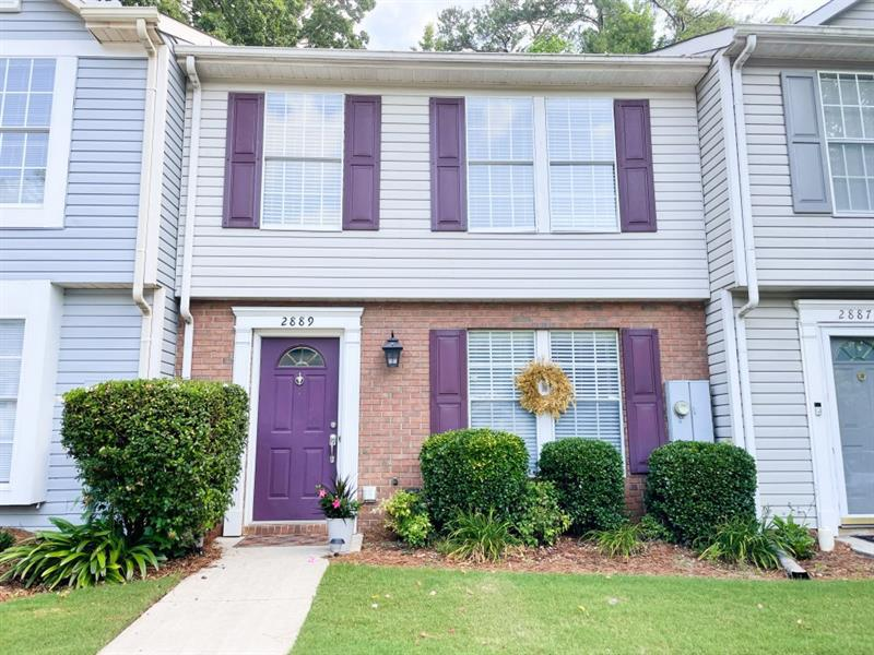 Image for property 2889 Dresden Square Drive, Chamblee, GA 30341