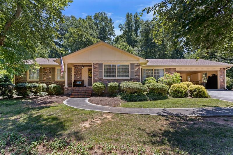 Image for property 1690 Nottingham Drive, Gainesville, GA 30501