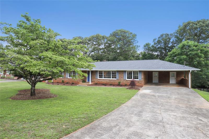 Image for property 505 ROCKY CREEK Drive, Roswell, GA 30075