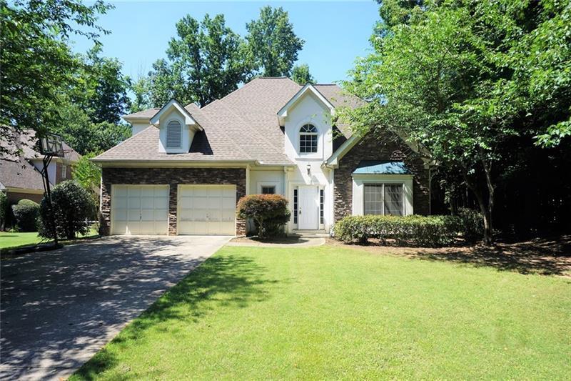 Image for property 305 Whitley Park Drive, Sandy Springs, GA 30350