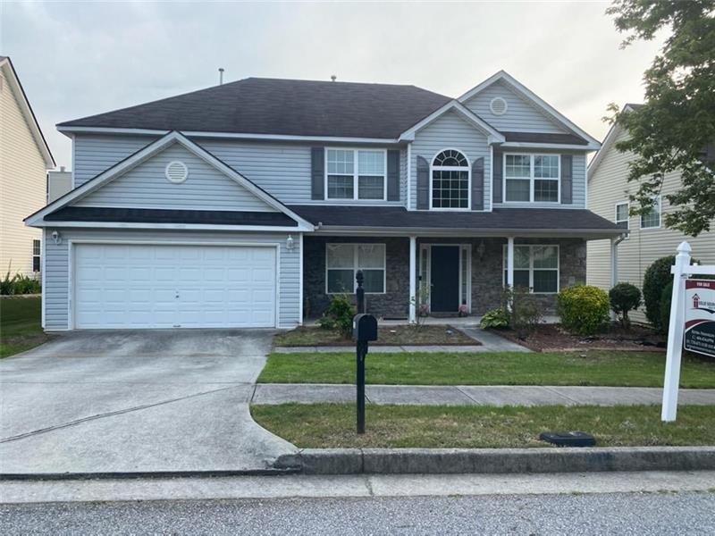 Image for property 4435 GROVE LAKE Court, Loganville, GA 30052