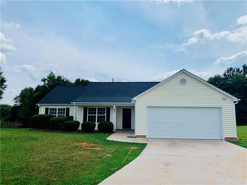 Image for property 845 Fawnfield Dr., Monroe, GA 30656