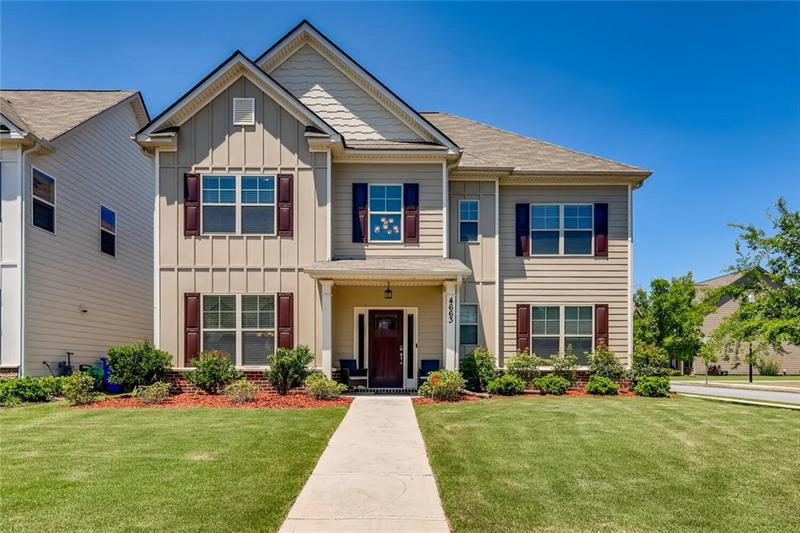 Image for property 4663 Sweetwater Avenue, Powder Springs, GA 30127