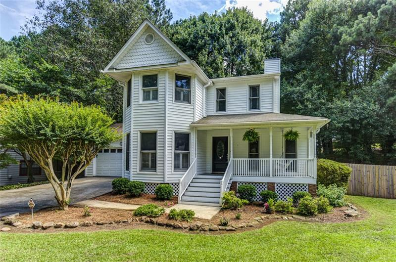 Image for property 2631 SHILOH HILLS Court, Snellville, GA 30039