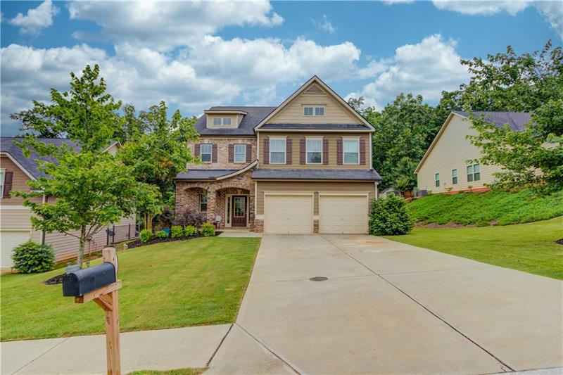 Image for property 4225 Hopewell Manor Drive, Cumming, GA 30028