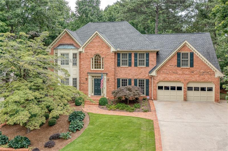 Image for property 10015 Bankside Drive, Roswell, GA 30076