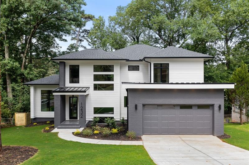 Image for property 1232 Vista Valley Drive, Brookhaven, GA 30329