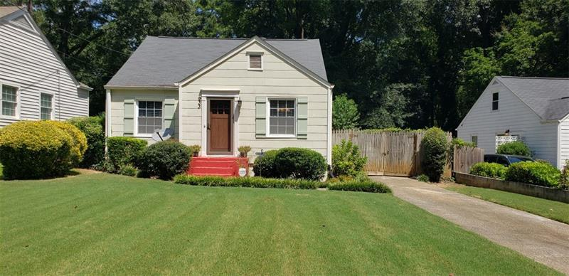 Image for property 933 Avebury Drive, East Point, GA 30344