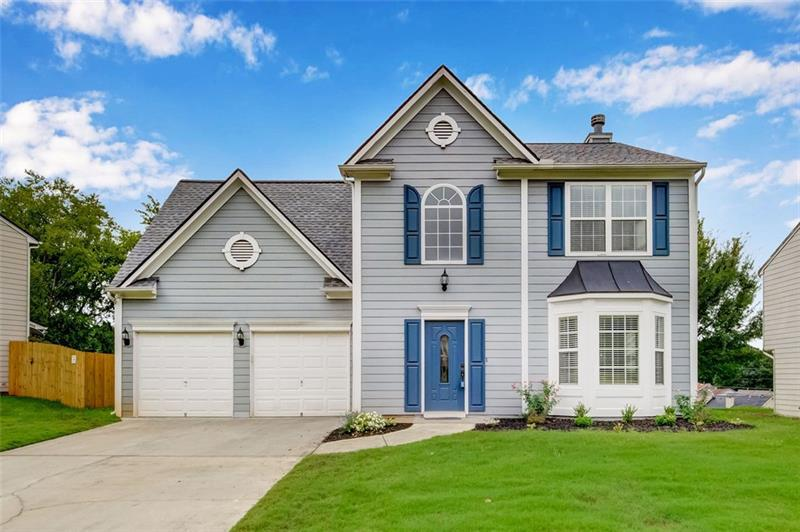 Image for property 871 Springchase Drive, Austell, GA 30168