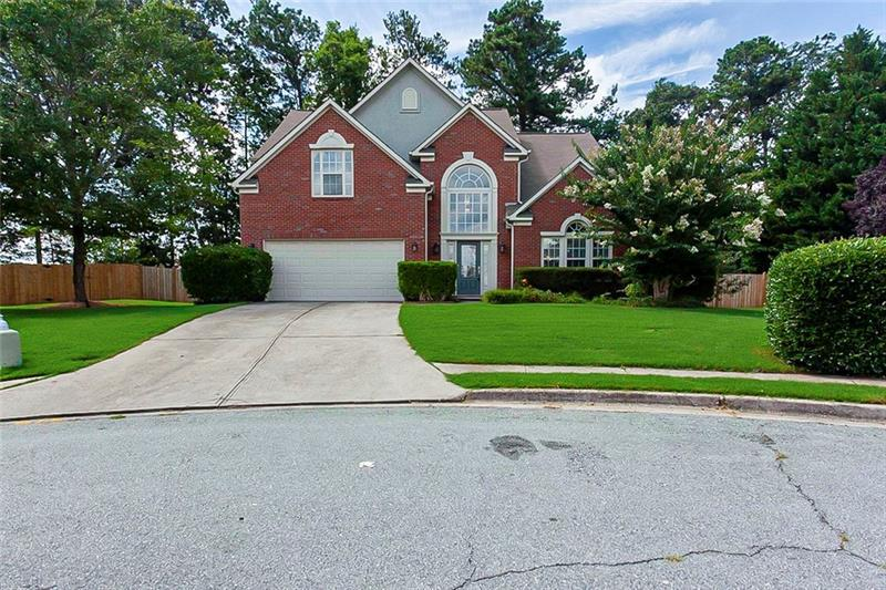 Image for property 2805 Belshire Trail, Dacula, GA 30019