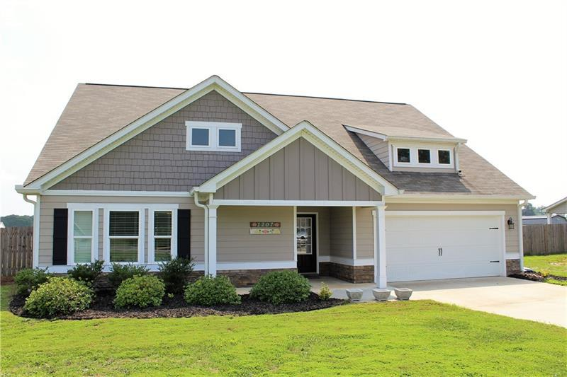 Image for property 1207 Foster Road, Statham, GA 30666