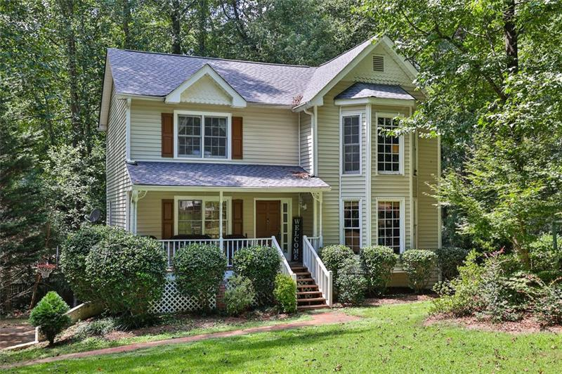 Image for property 2835 PARNELL SPRINGS Court, Cumming, GA 30040