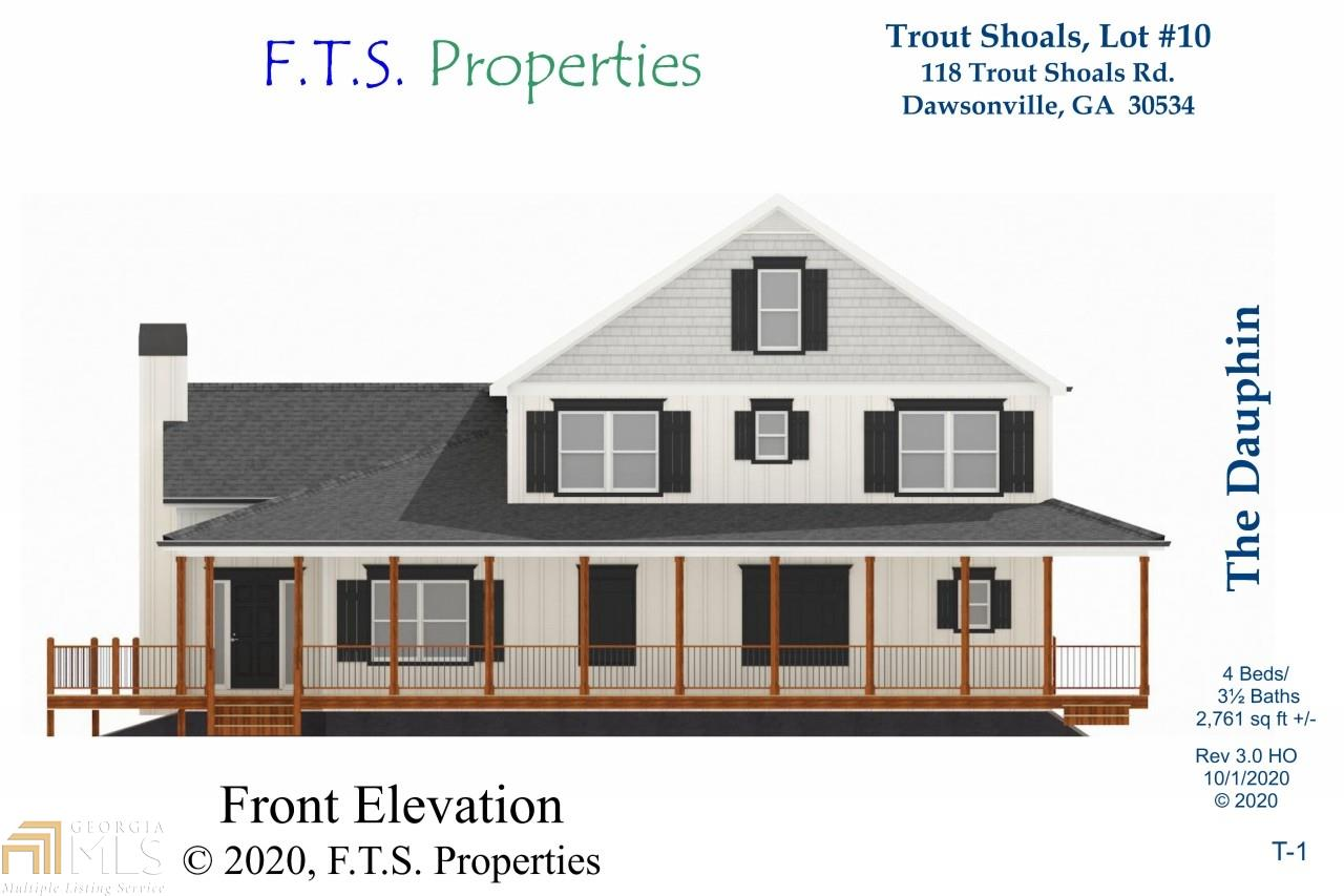 Image for property 118 Trout Shoals Rd, Dawsonville, GA 30534