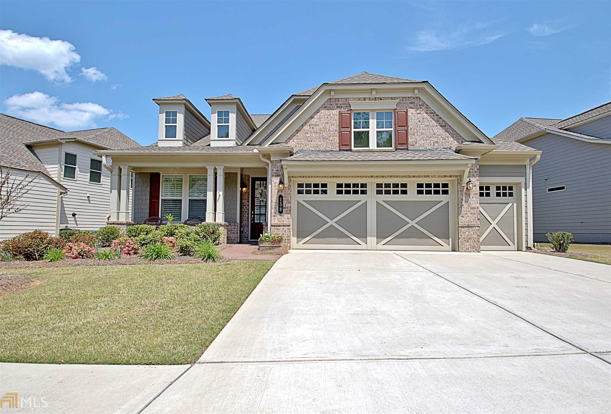 Image for property 158 Mulberry, Peachtree City, GA 30269