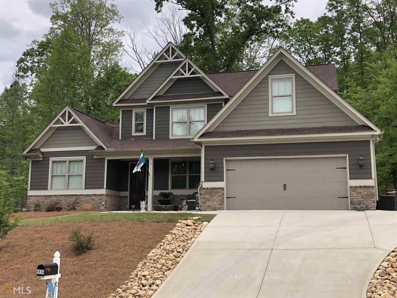 Image for property 5934 Waterton Ct Lot 35, Gainesville, GA 30506