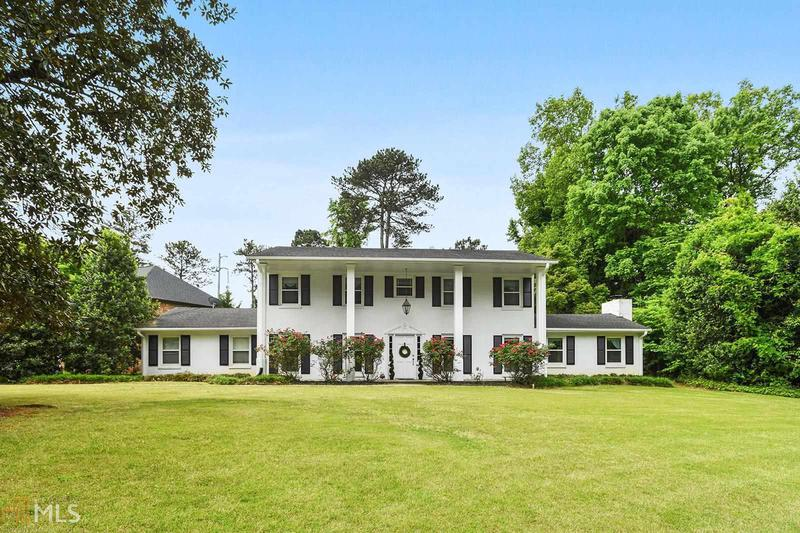 Image for property 1575 Old Spring House Ln, Dunwoody, GA 30338