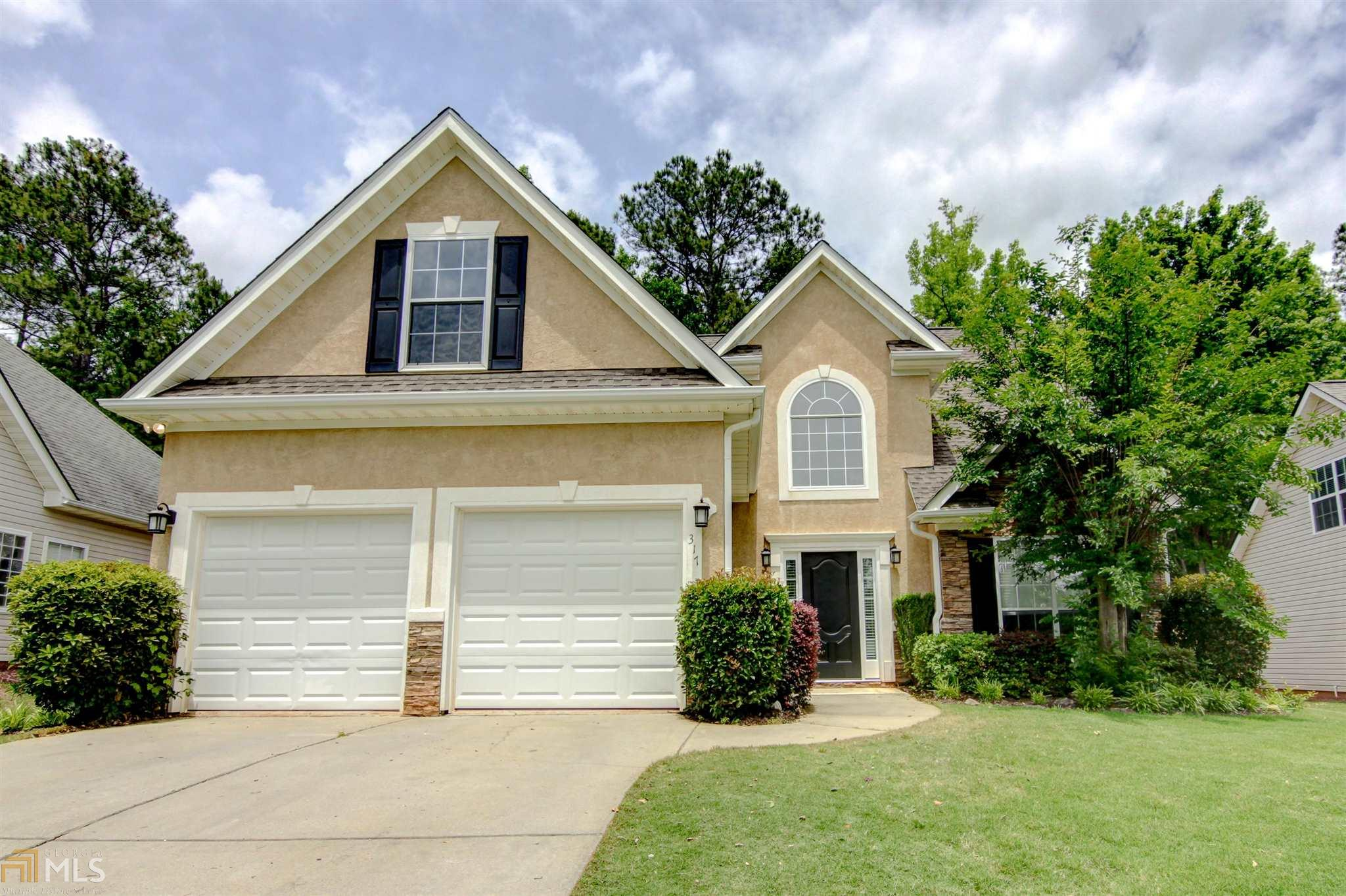 Image for property 317 Westhill Drive, NEWNAN, GA 30265