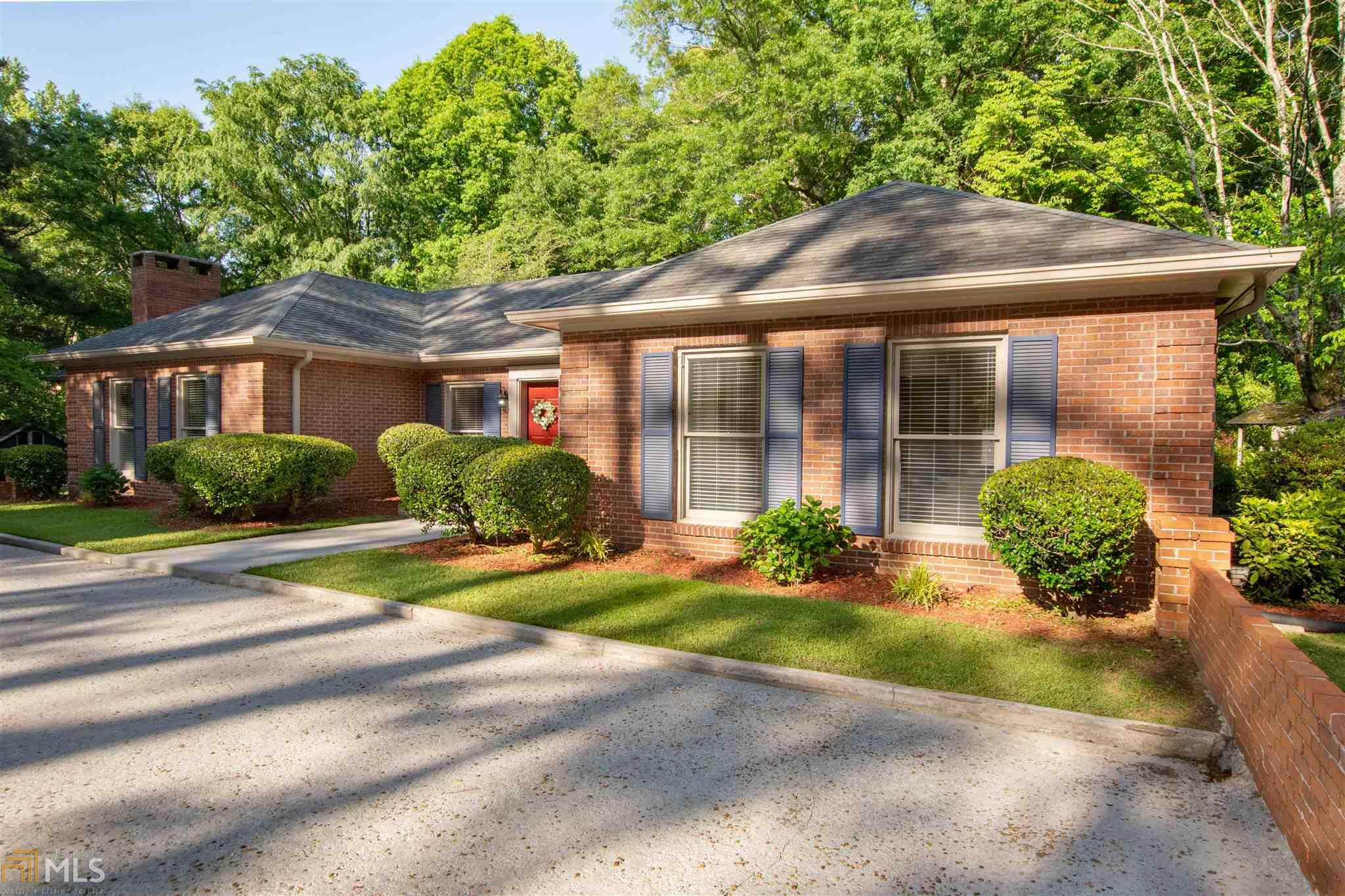 Image for property 1415 Springwood, Conyers, GA 30012-4238
