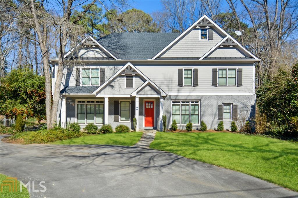 Image for property 1302 Brooklawn Rd, Brookhaven, GA 30319