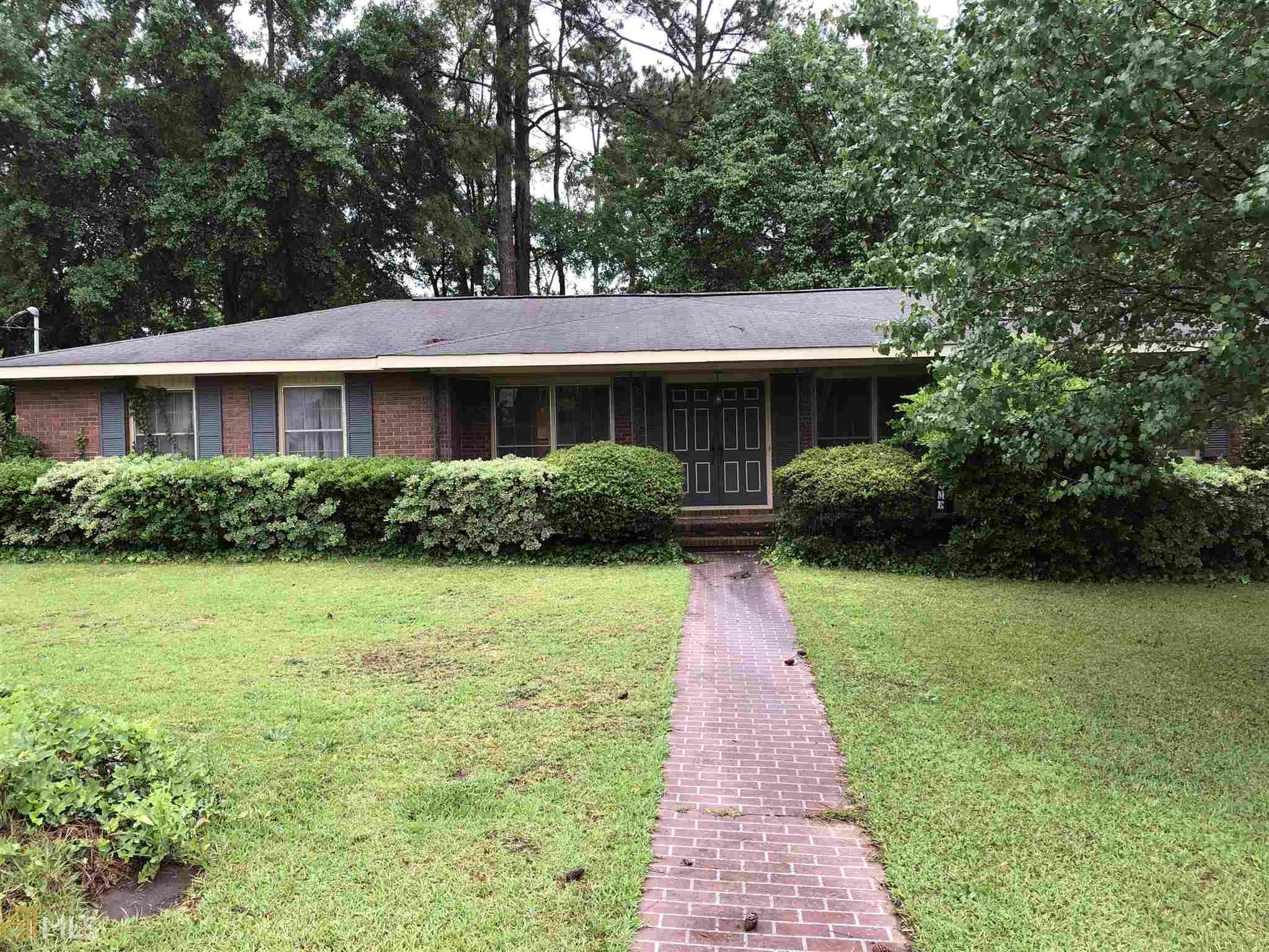 Image for property 1862 Tanglewood, Milledgeville, GA 31061