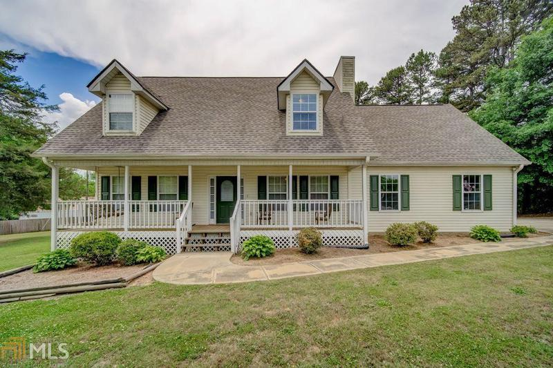 Image for property 140 WILL CLARK ROAD, JEFFERSON, GA 30549