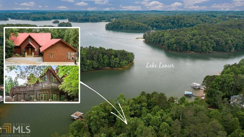 Image for property 8885 BARRON CIRCLE, GAINESVILLE, GA 30506