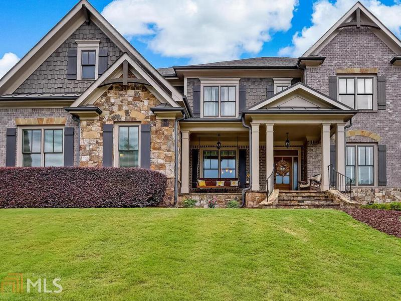 Image for property 2037 Stonewater Ct, Hoschton, GA 30548