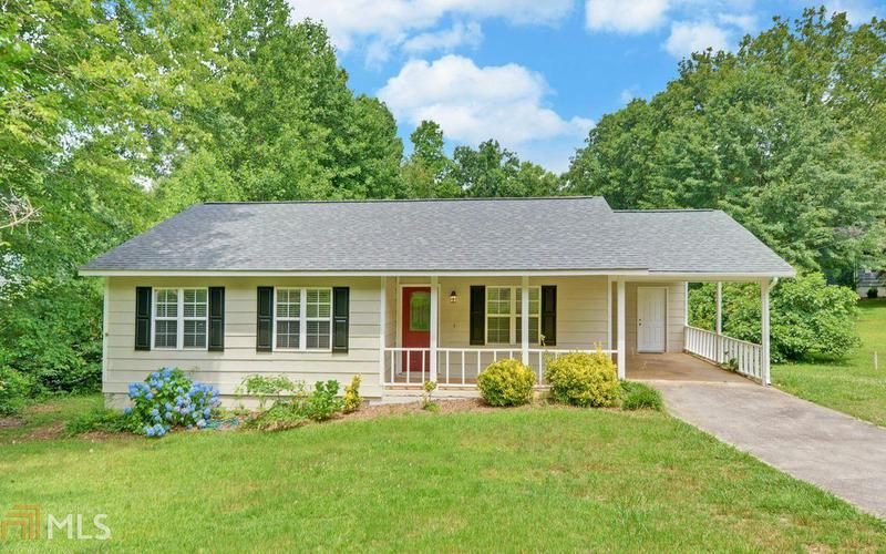Image for property 3828 CARTER ROAD, BUFORD, GA 30518