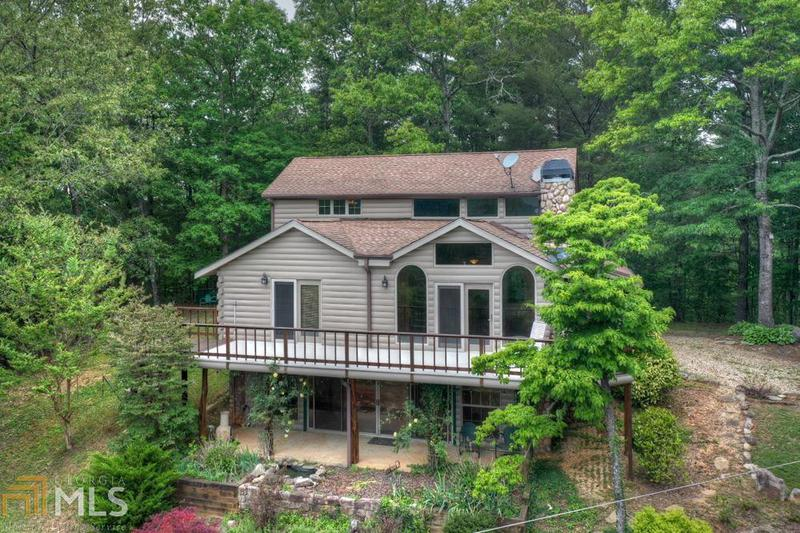 Image for property 168 Whisperwood Trl, Mineral Bluff, GA 30559