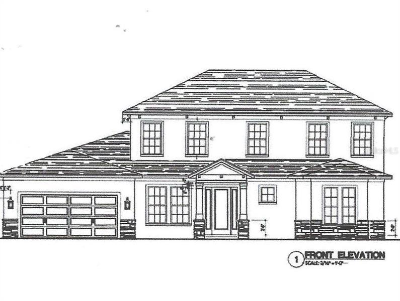 Image for property 3305 ANNA GEORGE DRIVE, VALRICO, FL 33596