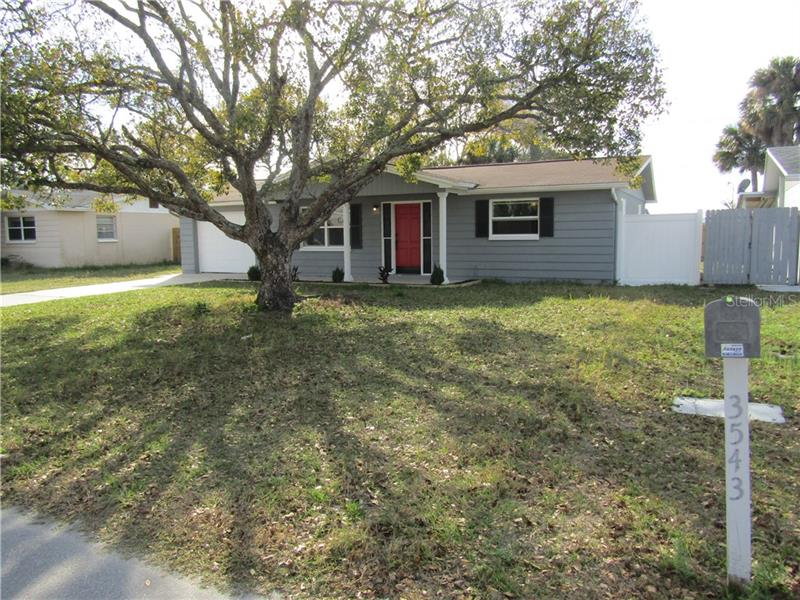 Image for property 3535 CONNON DRIVE, NEW PORT RICHEY, FL 34652