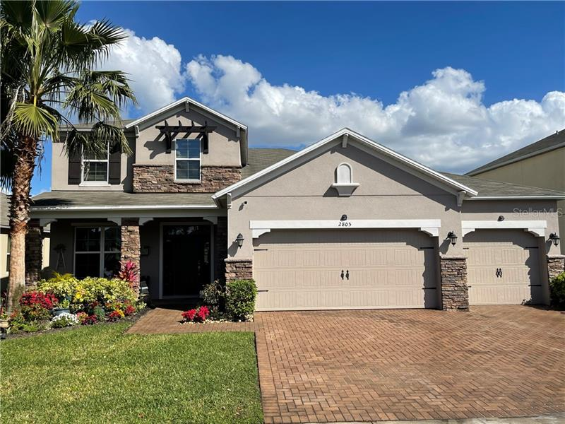 Image for property 2805 CARTER GROVE LANE, KISSIMMEE, FL 34741