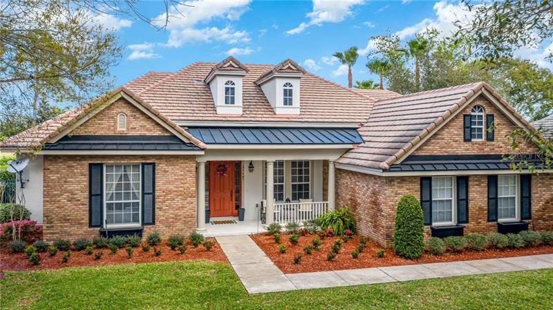 Image for property 25605 HAWKS RUN LANE, SORRENTO, FL 32776