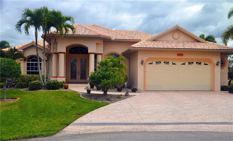 Image for property 3606 LICATA COURT, PUNTA GORDA, FL 33950