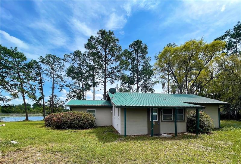 Image for property 145 SILVER POND ROAD, CRESCENT CITY, FL 32112